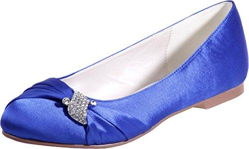 Femme EU Compensées Nice Find 5 Bleu Bleu Sandales 36 tRwqqOzx