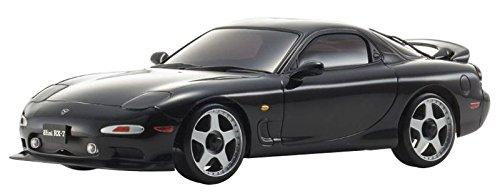 - Kyosho Mini-Z Autoscale Mazda RX-7 FD3S Replacement Body Toy, Black