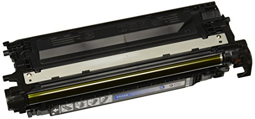 Elite Image 75566 Remanufactured High Yield Black Toner Cartridge for HP CE250X (Laser Color Tnr)