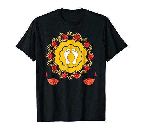 Auspicious Celebrations Happy Diwali Tshirt by Happy Diwali Tshirts