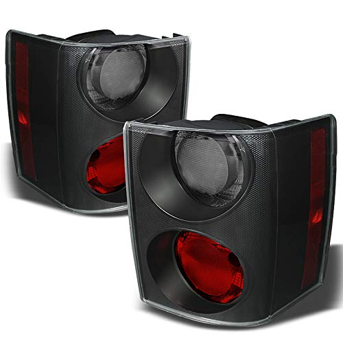 09 Land Rover Range Rover HSE Red Smoke LED Tail Lights Brake Lamps Set ()