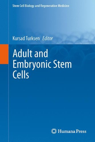 Adult and Embryonic Stem Cells (Stem Cell Biology and Regenerative Medicine)