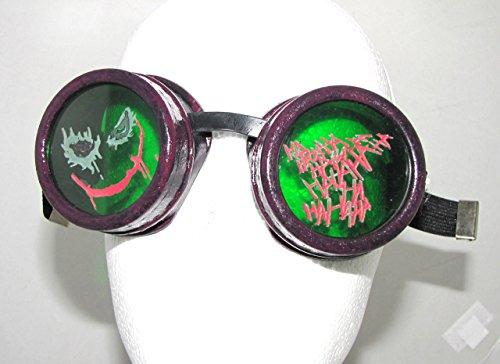 Purple and Green Joker Steampunk - Steampunk Joker