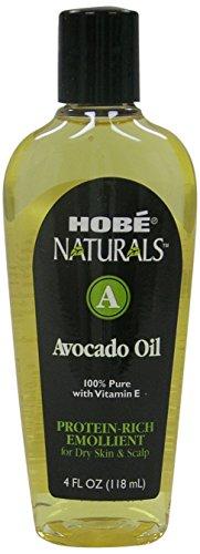 Hobe Naturals Sweet Almond Oil