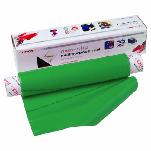 Dycem Non-Slip Material Roll, Forest Green, 8