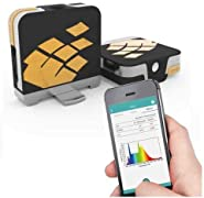 Introducing The New Lighting Navigator, The World's First Smart Handheld Spectrometer - Light Measurement Tool - Lightweight and Portable - One Year Warranty
