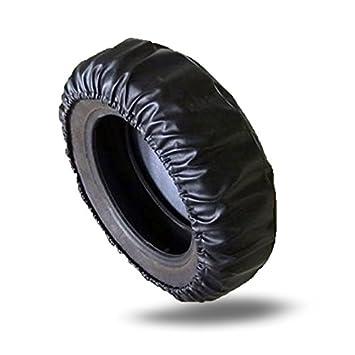 15 Fundas para ruedas de Repuesto, Cubierta de Neumático de Cuero para Prodeger