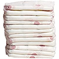 Joonya Baby Nappies - Size 3 Crawler (6-11 kg) - Non-Toxic, Eco-Friendly Nappies - Cotton Enhanced, Ultra Slim Design…