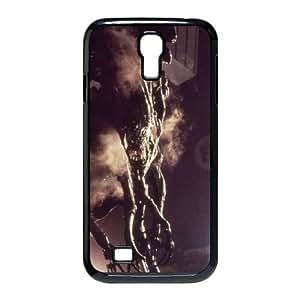 Extranjero Xenomorph Samsung Galaxy S4 9500 funda la cubierta del caso Negro caja del teléfono celular Funda Cubierta EDGCBCKCO01243