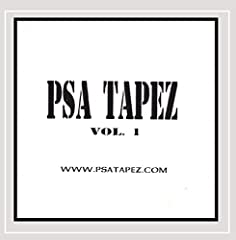 Psa Tapez Vol.1 by Brick CaseyWhen sold by Amazon.com, this product is manufactured on demand using CD-R recordable media. Amazon.com's standard return policy will apply.