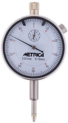 Metrica Messuhr Lauf 0-10 Mm, 41019