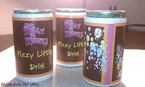 Willy Wonka Fizzy Lifting Drink - drink labels.....so fun for parties