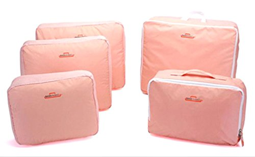 Piece Travel Organizers Compression Packing