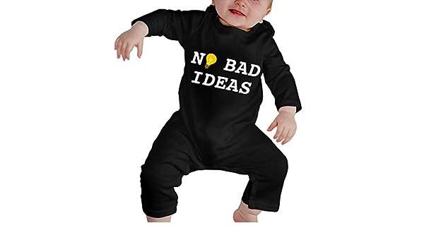 LuYiDa Baby Boy Girl O-Neck Short-Sleeve Onesie Spirited Away Funny Crawling Suit Black