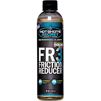 Amazon com: Hot Shot's Secret HSSFR332Z FR3 Friction Reducer