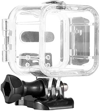 Submarino Carcasa Cover Case Buceo Impermeable Esqueleto de Protecci/¨n con Soporte para GoPro Hero 4 Session//GoPro Hero 5 Session Goliton