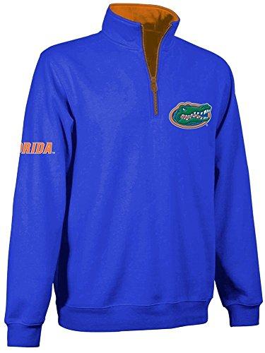da Gators 1/4 Zip Sweatshirt Captain Royal - XL - Blue (Elite 1/4 Zip)