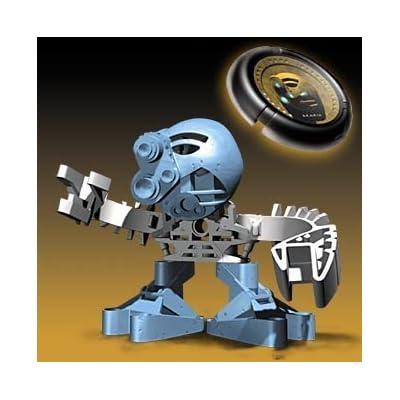 Matoro 1393 - Lego McDonalds 2002 Euro Bionicle Tohunga Matoran: Toys & Games