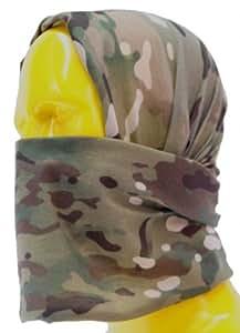 Spec-Ops Brand Recon-Wrap Multi-Season Multi-Mode Head Gear