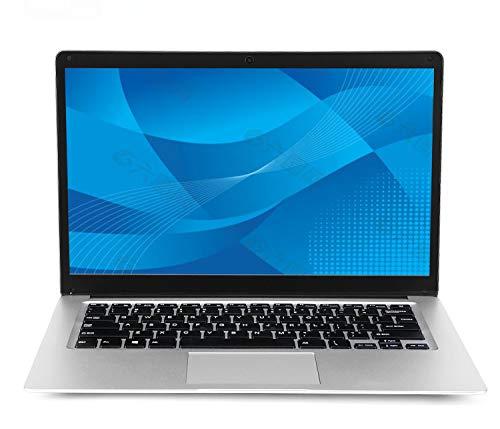 14 inch Laptop (Intel Celeron 64-bit, 4GB DDR3 RAM, 64GB eMMC, 10000mAH battery, HD webcam, Windows 10 OS Preinstalled…