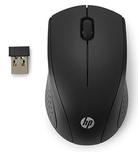 HP Business L0Z84UT#ABA 2.4 GHz Black Wireless Mouse by HP