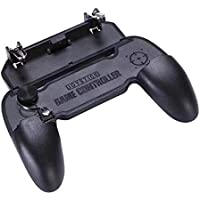W11 All in One Mobile Gaming Game Pad Free Fire PUBG Mobile Game Controller PUBG Gamepad Joystick Metal L1 R1 Trigger For Game