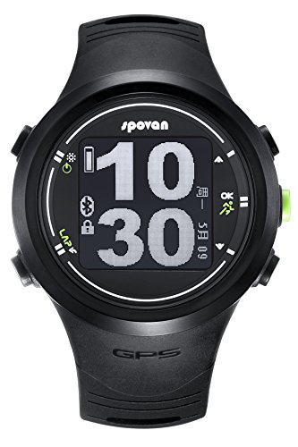 Spovan Mens Womens GPS Military Sports Fitness Waterproof Digital Watches