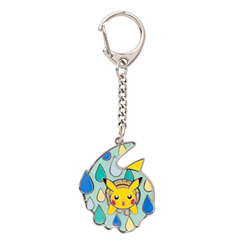 "Pokemon Center Original Keychain ""Whats your favorite number?"" [6]"