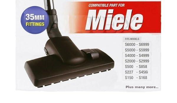 bartyspares® Combi herramienta de piso cepillo para cabeza para Miele aspiradora Hoover Clip Lock On Tipo: Amazon.es: Iluminación
