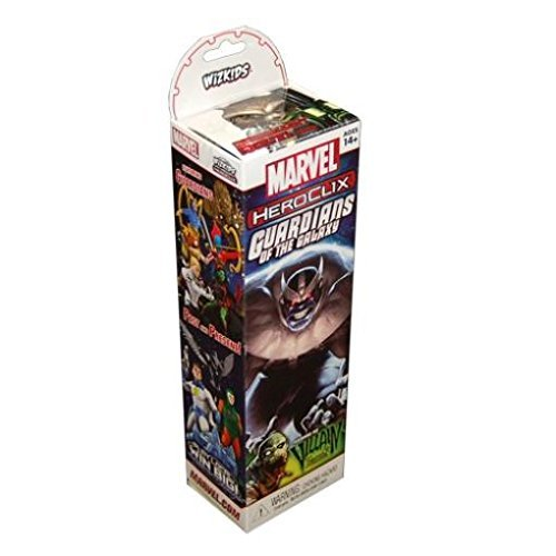 Marvel HeroClix: Guardians of the Galaxy Booster Packの商品画像