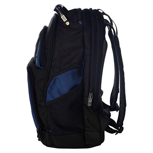 Targus Drifter Laptop-Rucksack 15, 15.6, 16 zoll - Schwarz/Blau - TSB84302EU