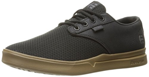 Etnies Jameson Sc, Color: Black/Gum/Grey, Size: 41.5 Eu / 8.5 Us / 7.5 Uk