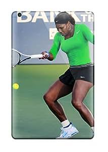 Tpu Ipad Shockproof Scratcheproof Serena Williams Tennis Hard Case Cover For Ipad Mini/mini 2