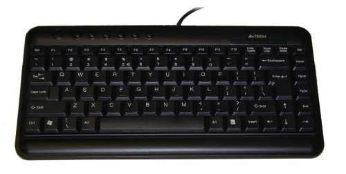 A4 Tech KL-5 Mini Slim Compact Keyboard