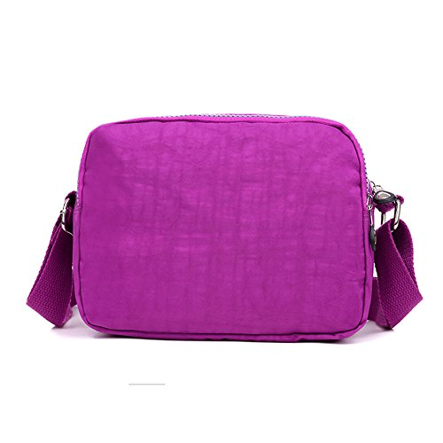 Purple SY02 Borsa Messenger 12 BUY Uomo Navy SUNRAY navy w8qY5xnT