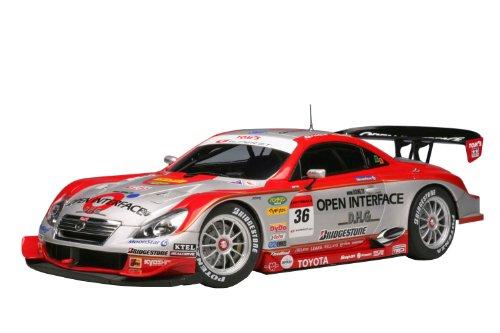 1/18 レクサスSC430 '06SUPER GT #36トムス 38513の商品画像