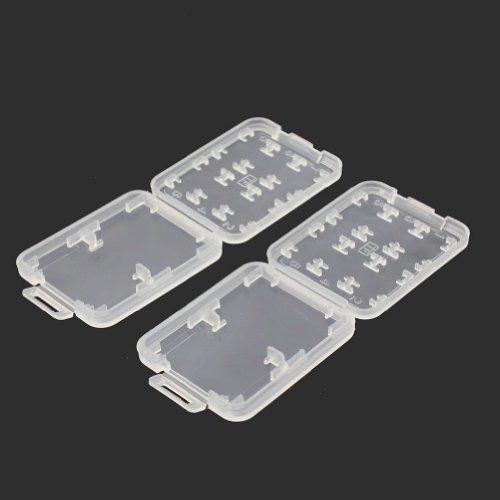 8 en 1 Box - Caja Móvil Case para Tarjeta de Memoria SD ...