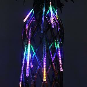 Wr 30cm festival decoraci n luces led de colores de - Luces led de colores ...