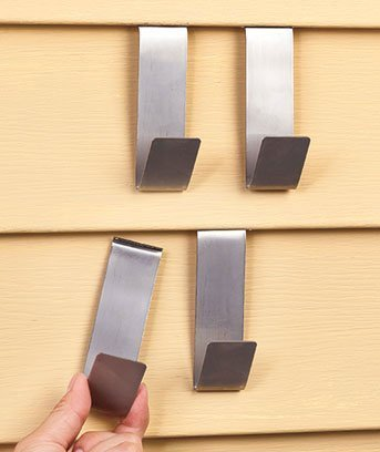 Vinilo siding Clips (Decor Hook Vinyl Outdoor Siding)