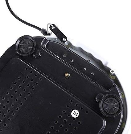 99/diferentes velocidades Plataforma vibratoria Pinty para entrenamiento de gran superficie con mando a distancia con bandas y asas