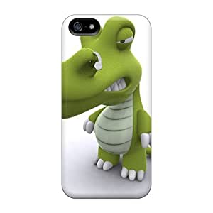 High-quality Durable Protection Cases Case For Sam Sung Note 2 Cover (3d Crocodile) Black Friday