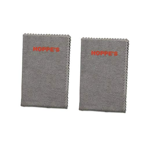 Hoppe's No. 9 Silicone Gun and Reel Cloth (2 Pack) ()