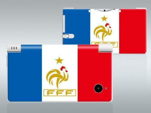 2010 FIFA South Africa World Cup France Nintendo DSi Skin by Pacers