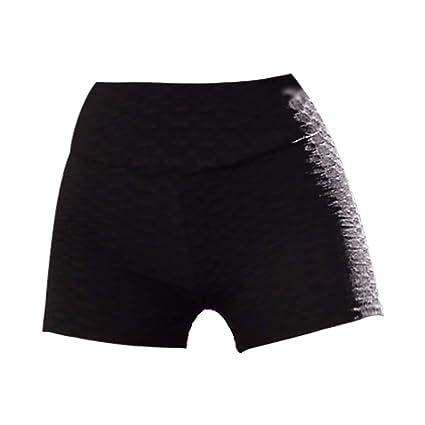 Amazon.com : MTENG Three Points Shorts Fitness Yoga Pants ...