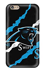 DanRobertse Case Cover For Iphone 6 - Retailer Packaging Carolina Panthers Protective Case