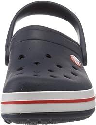 crocs Kids\' Crocband Clog (Toddler/Little Kid),Navy,6-7 M US Toddler