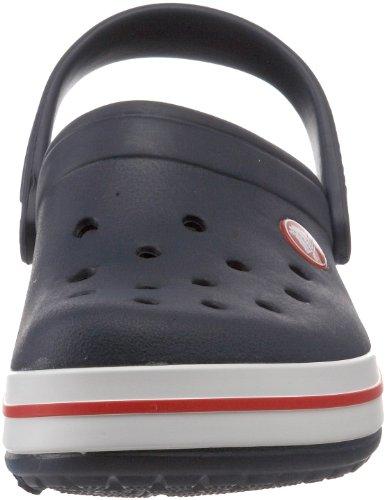 crocs Kinder-Unisex Crocband Kids Clogs Blu (Blau (Navy))