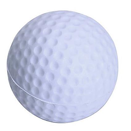 TOOGOO(R) Pelota suave de golf de Practica de entrenamiento de espuma de poliuretano