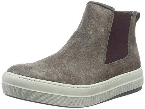 camel active Top 71, Botas Chelsea Para Mujer Gris (wolf 02)