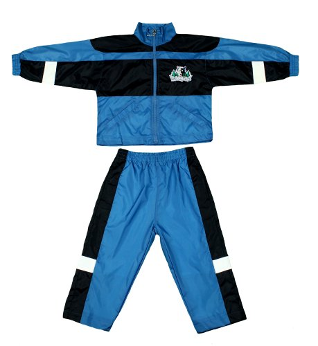 Minnesota Timberwolves 2 Piece Wind Suit, Slate Blue & Black (3T, Slate Blue / ()
